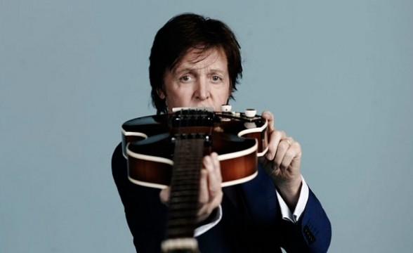 Paul McCartney vuelve a Chile a dar show en formato íntimo