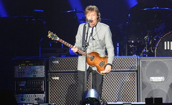 PAUL MCCARTNEY CHILE 2014 FRONTAL