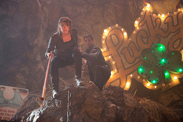 PERCY JACKSON SEA OF MONSTERS 01