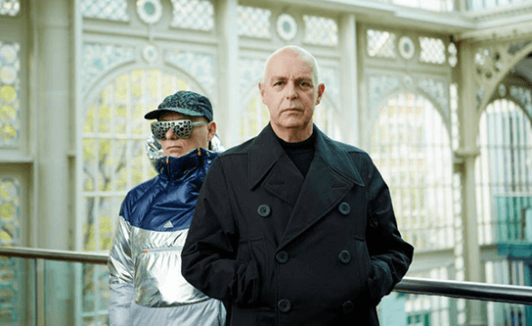 Pet Shop Boys regresa a Chile en octubre