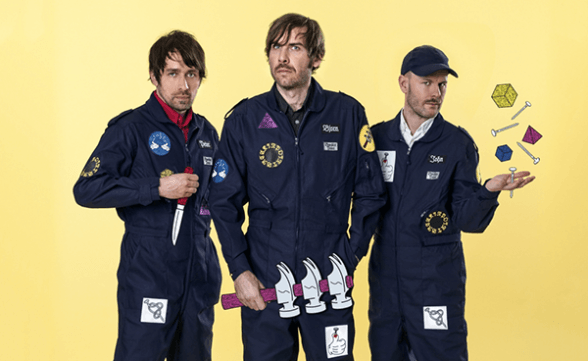 Se confirma concierto de Peter Bjorn And John en Chile