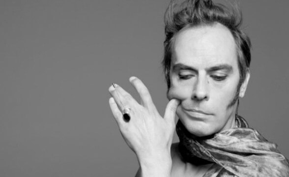 "Nuevo single de Peter Murphy: ""Hang Up"""