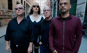 "Nuevo video de Pixies: ""What Goes Boom"""