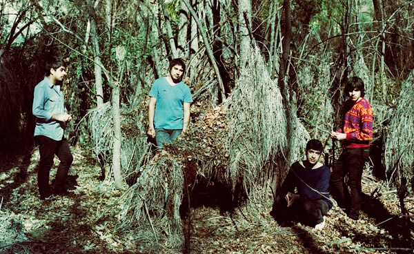 "Streaming del primer EP de Planeta No: ""Matucana"""