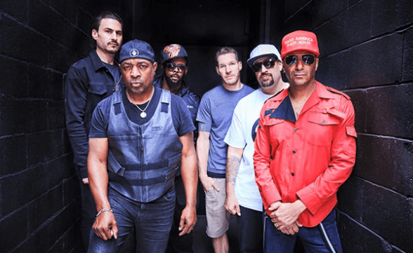 Prophets Of Rage publica video homónimo
