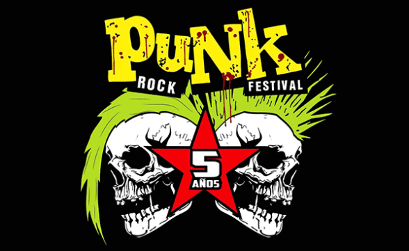 Cartel definitivo para Punk Rock Festival 2016
