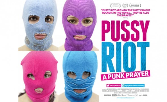 "In-Edit Nescafé 2013: ""Pussy Riot: A Punk Prayer"""