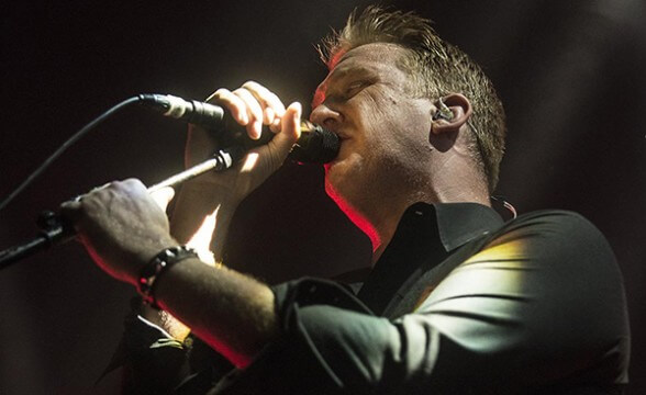 Queens Of The Stone Age en Argentina