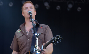 "Streaming: Queens of the Stone Age presenta ""…Like Clockwork"" en vivo"