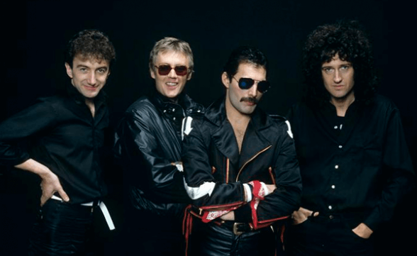 "Queen publica lyric video de la versión rápida de ""We Will Rock You"""
