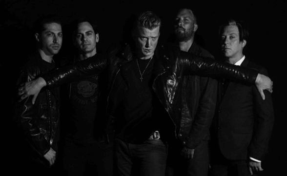 Registros de la sesión acústica de Queens Of The Stone Age para WDR 1Live