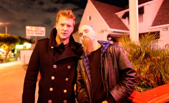Queens Of The Stone Age volvió a tocar en vivo con Nick Oliveri