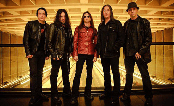 "Nuevo video de Queensrÿche: ""Hellfire"""