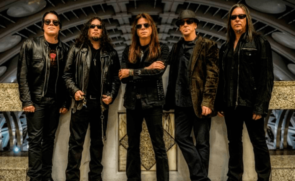 "Nuevo video de Queensrÿche: ""Eye 9"""