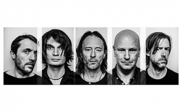 "Nuevo video en vivo de Radiohead: ""The Numbers"""