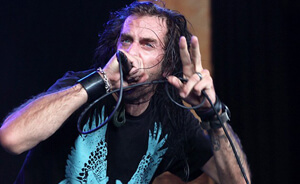 Subasta para ayudar al vocalista de Lamb Of God
