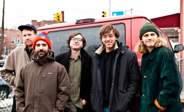 Show completo de Real Estate en el Pitchfork Music Festival 2014