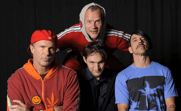 "Nuevo video de Red Hot Chili Peppers: ""Goodbye Angels"""