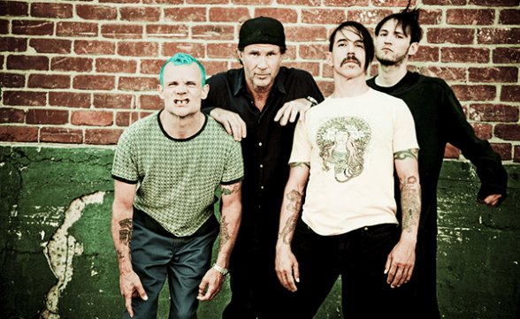 "Streaming del nuevo disco de Red Hot Chili Peppers: ""The Getaway"""