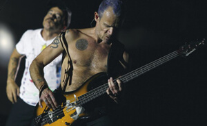 Lollapalooza Chicago 2012: Red Hot Chili Peppers