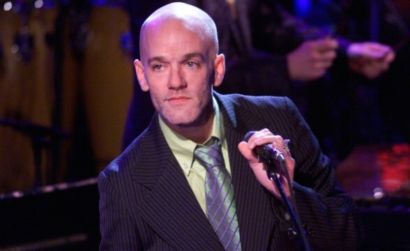 "Registro unplugged inédito de R.E.M.: ""I've Been High"""