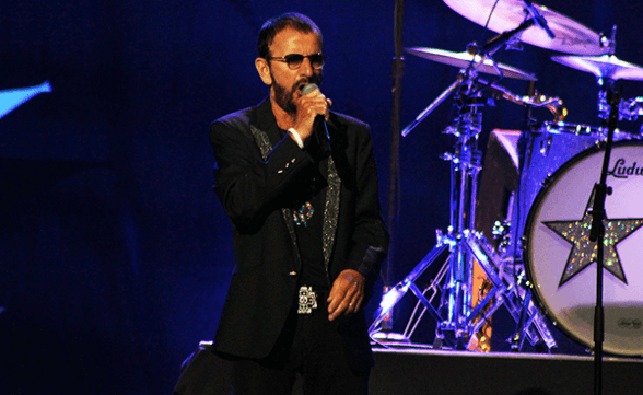 Ringo Starr And His All Stars Band: Benditos dinosaurios