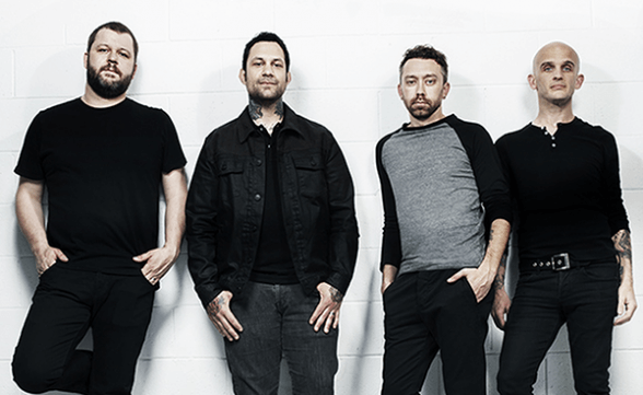 "Nueva canción de Rise Against: ""House On Fire"""