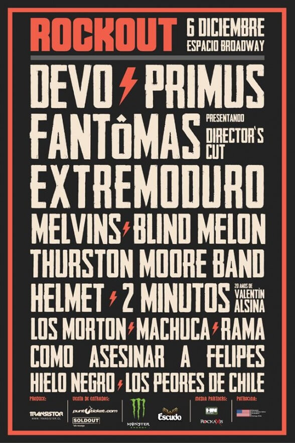 ROCKOUT 2014 CARTEL