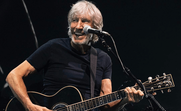 "Roger Waters partió con su ""Us + Them Tour"""