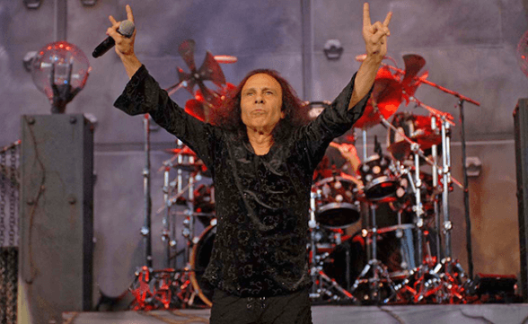 Ronnie James Dio volvió en forma de holograma en Wacken Open Air