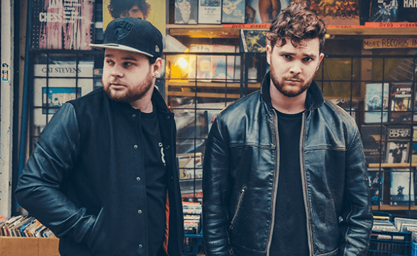 "Royal Blood tocó ""Lights Out"" en Corden"