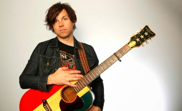 Streaming del nuevo disco homónimo de Ryan Adams