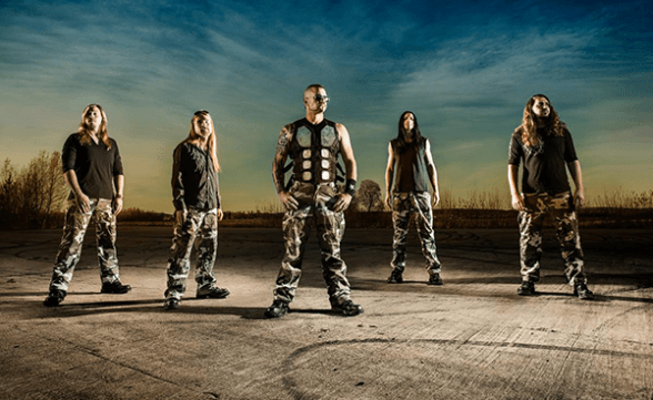"Nuevo lyric video de Sabaton: ""Sparta"""