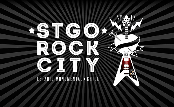 SUSPENDE SANTIAGO ROCK CITY
