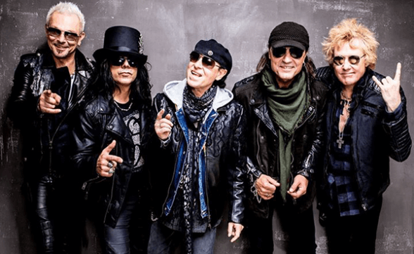 "Nuevo video de Scorpions: ""We Built This House"""