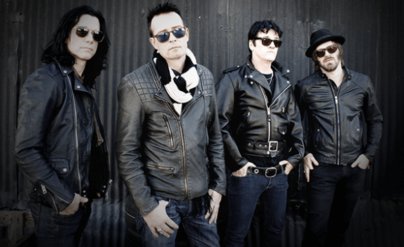 "Nueva canción de Scott Weiland And The Wildabouts: ""White Lightning"""
