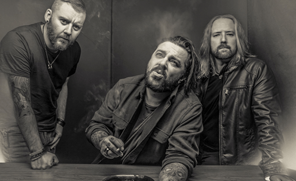 "Nueva canción de Seether: ""Stoke The Fire"""