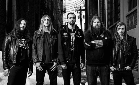 "Nueva canción de Skeletonwitch: ""Red Death, White Light"""