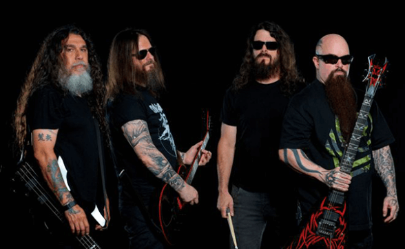 "Slayer tocó ""Raining Blood"" en el show de Jimmy Fallon"