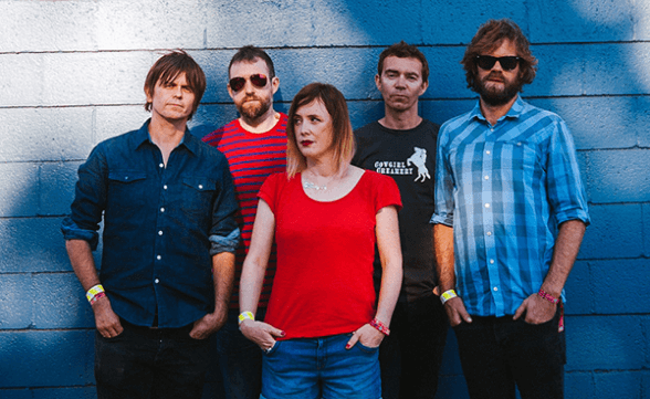"Slowdive anuncia su primer disco en 22 años y estrena canción: ""Sugar For The Pill"""