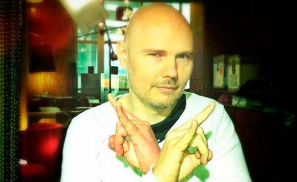 "Nueva canción de The Smashing Pumpkins: ""Drum + Fife"""