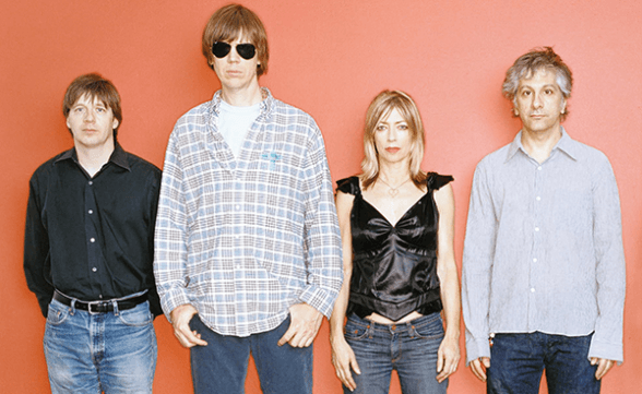 "Sonic Youth anuncia disco de rarezas y publica primer adelanto: ""Theme With Noise"""