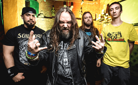 Soulfly confirma su regreso a Chile
