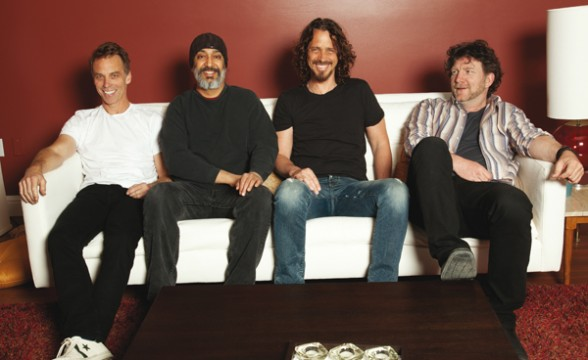SOUNDGARDEN FRONTAL
