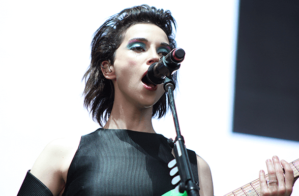 ST VINCENT LOLLAPALOOZA CHILE 2015 03