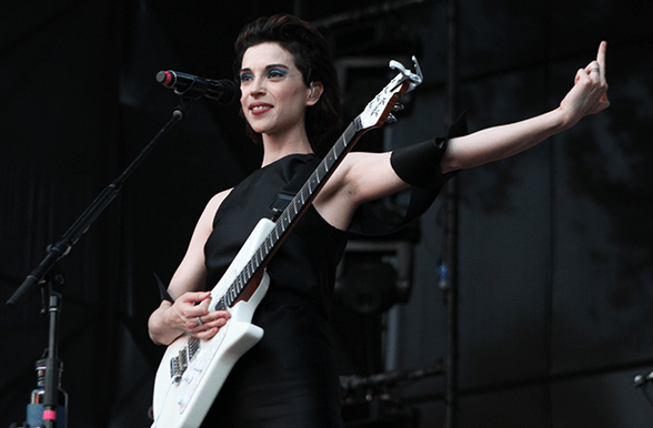 ST VINCENT LOLLAPALOOZA CHILE 2015 05