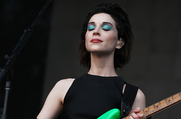 ST VINCENT LOLLAPALOOZA CHILE 2015 07