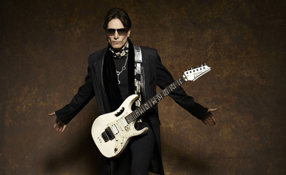 Steve Vai regresa a Chile en junio