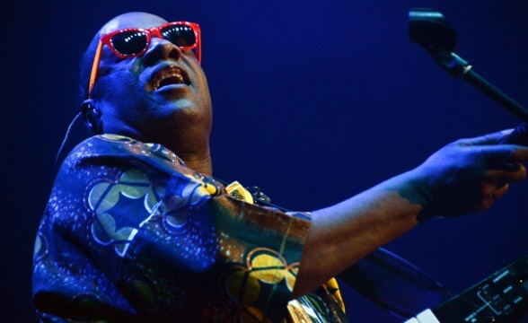 Stevie Wonder: El broche de oro