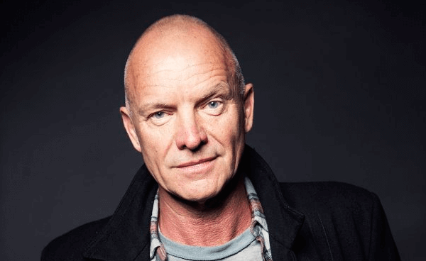 "Sting hizo dos covers de David Bowie: ""Lazarus"" y ""Blackstar"""